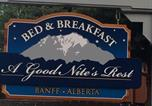 Hôtel Banff - A Good Nite's Rest Bed and Breakfast-1