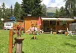 Camping avec Piscine couverte / chauffée Italie - Fiemme Village-3