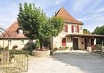Location vacances Coux-et-Bigaroque - Villa in Siorac en Perigord-3