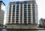 Location vacances Poplar - Canary Wharf Serviced Apartments – South Quay Plaza-1
