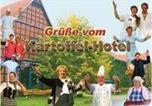 Hôtel Dömitz - 1. Deutsches Kartoffel-Hotel-2