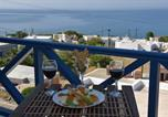 Location vacances Ποσειδωνια - Syros Summer House (blue)-1
