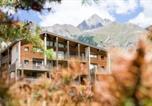 Location vacances Orelle - Residence Les Chalets & Balcons de la Vanoise