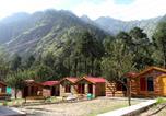 Villages vacances Mandi - Brick and Wood Cottages-4