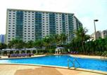 Location vacances Sunny Isles Beach - Three Bedroom & Two Bathroom Apartment-4