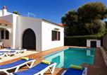 Location vacances Son Xoriguer - Three-Bedroom Apartment in Ibiza with Pool Xiv-2