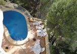 Location vacances Vall de Ebo - Holiday home Urb. Monte Mostalla-2