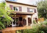 Location vacances Junas - Maison De Vacances - Aubais 1-1