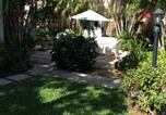 Location vacances Lake Worth - Cozy Cottage on Antique Row-2