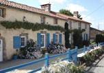 Hôtel Moutiers-sous-Chantemerle - Chambres d'hôtes La Gondromière-2