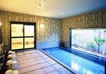 Hôtel Utsunomiya - Hotel Route-Inn Mooka-1