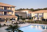 Location vacances Le Vieux Bordeaux - Résidence Park & Suites Village Saint Jean d'Illac