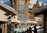 Villages vacances Gardiner - Big Sky Resort Village Center-2