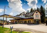 Hôtel Tvrdošín - Motel Statoil Chyżne-1