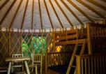 Villages vacances Cle Elum - Tall Chief Camping Resort Yurt 6-3