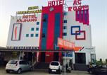 Hôtel Chittaurgarh - Hotel Rajhans-4