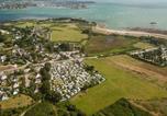 Camping avec Accès direct plage Arradon - Camping Domaine de Kerpenhir-3
