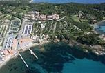 Camping avec Accès direct plage Saint-Cyr-sur-Mer - Camping La Tour Fondue-2