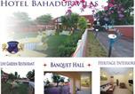 Hôtel Bîkâner - Hotel Bahadur Vilas-1