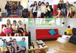 Hôtel 中山區 - Fun Taipei Hostel-4
