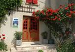 Hôtel Les Rouges-Eaux - Chambres D'Hôtes Chez Sylvia Et Luiggi-2