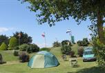 Camping  Acceptant les animaux Beaumont-Hague - Flower Camping Utah-Beach-1