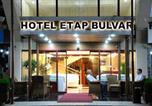 Hôtel Barbaros - Etap Bulvar Hotel-2