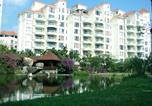 Location vacances Sanya - Sanya Letaoxuan Seaview Apartment-2