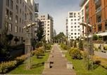 Location vacances Warszawa - Premium Place Obrzezna-3