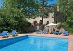 Location vacances Santa Cristina d'Aro - Holiday Home Can Merla-1