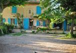 Hôtel Alleins - La Glycine-2