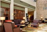 Hôtel Johnson City - Doubletree by Hilton Johnson City-1