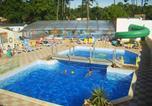 Camping avec Parc aquatique / toboggans Jard-sur-Mer - Camping La Pomme de Pin-1