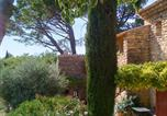 Location vacances Ansouis - –Holiday home Roqueventrenne-4