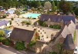 Camping avec Quartiers VIP / Premium Sarzeau - Castel Le Manoir De Ker an Poul-2