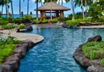 Location vacances Kapolei - Comfy Poolside Villa for up to 8 at Ko Olina by Beach Villa Realty-4