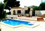 Location vacances Llíber - Villa in Alicante Calpe Xi-2