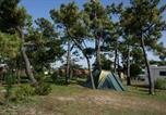 Camping  Acceptant les animaux Audinghen - Camping Les Galets de la Mollière-4