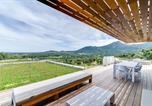 Location vacances Aregno - Designer villa sea and mountain-2