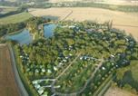 Camping avec Piscine couverte / chauffée Centre - Castel Les Bois du Bardelet-4