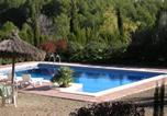 Location vacances Santes Creus - Holiday home Bosc Dels Tarongers-4