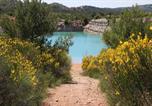 Location vacances Mouriès - Mas de Cayols et des Lambrusques-4