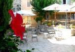 Hôtel Goudargues - Auberge le Bistrot de Lussan-1