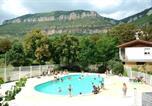 Camping avec Site nature Saint-Georges-de-Luzençon - Camping Saint Lambert-1