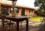 Location vacances Le Teich - House Gujan mestras - la hume - belle maison bois - tout confort - 7 personnes-1