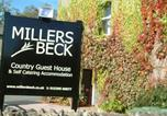 Hôtel Levens - Millers Beck Country Guest House and Self Catering-4