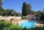 Camping  Acceptant les animaux Grimaud - Camping Lou Pantaï-1