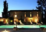 Location vacances Lacoste - Villa Le Mas Blanc-3