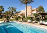 Location vacances Santa Gertrudis de Fruitera - Nine-Bedroom Apartment in Ibiza with Pool I-3