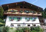 Location vacances Marktschellenberg - Ferienwohnung Wiesenlehen-1
